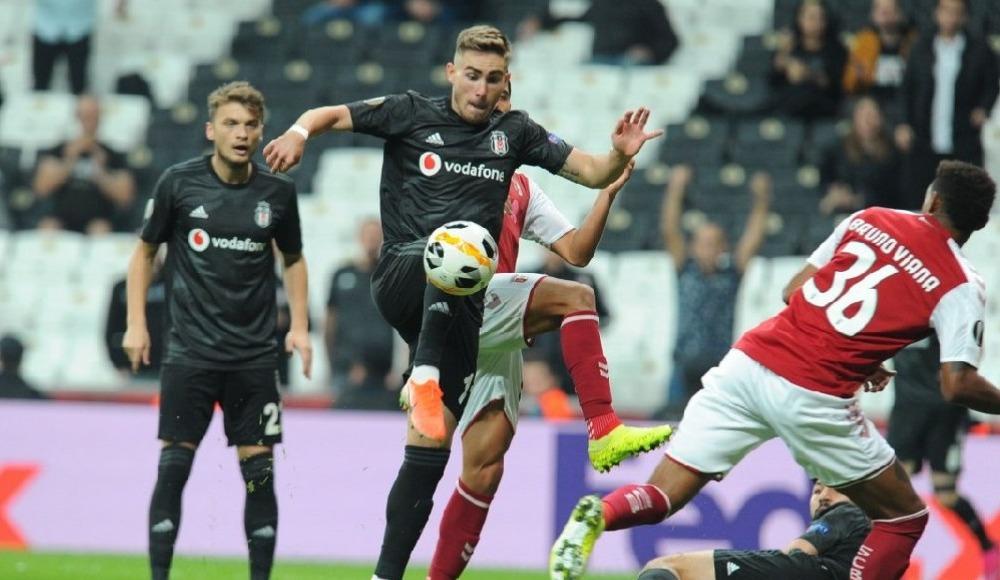 Beşiktaş'ın Portekiz kabusu devam ediyor