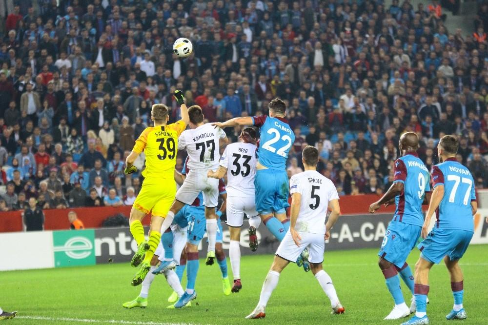 Trabzonspor Kendi Evinde Maglup Oldu 0 2