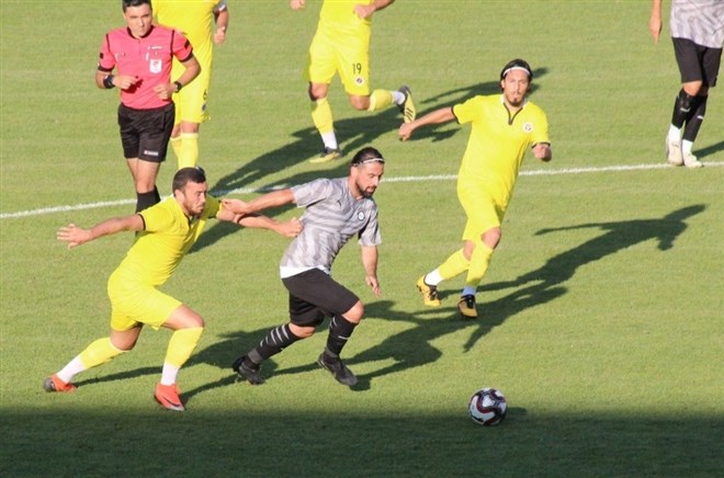 TFF 1. Lig'de derbi heyecanı