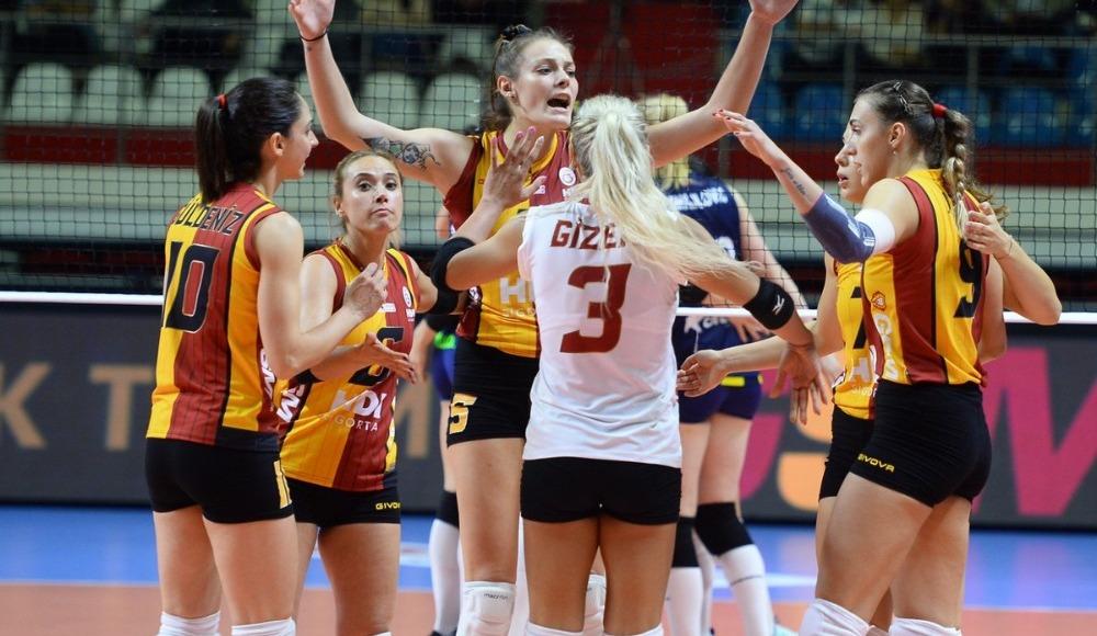 Galatasaray, Fenerbahçe'yi mağlup etti