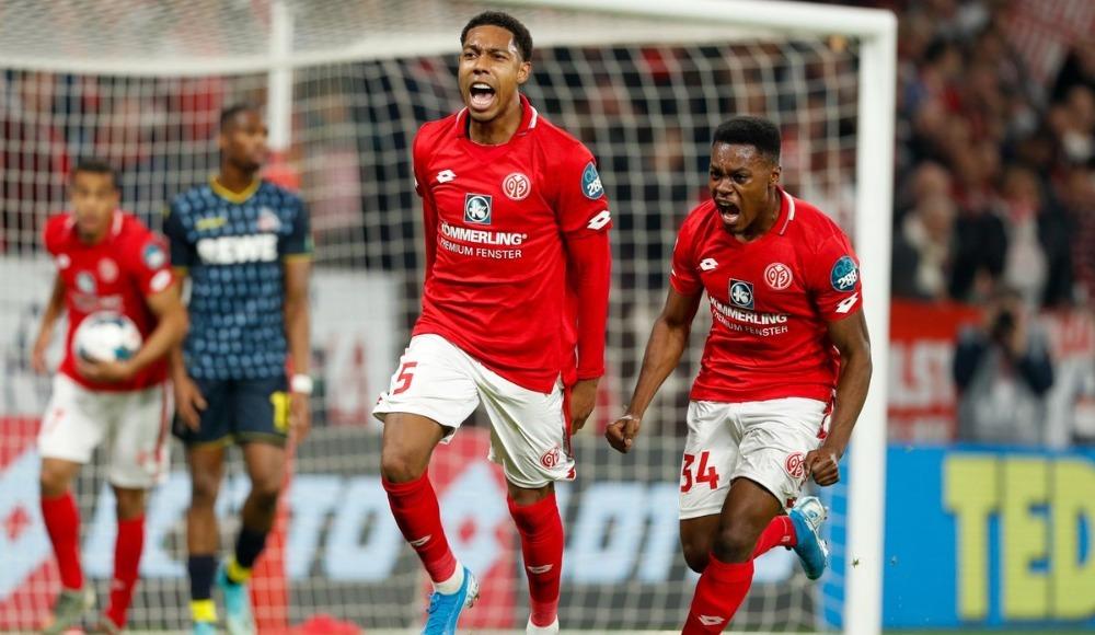 Opel Arena'da kazanan Mainz: 3-1!