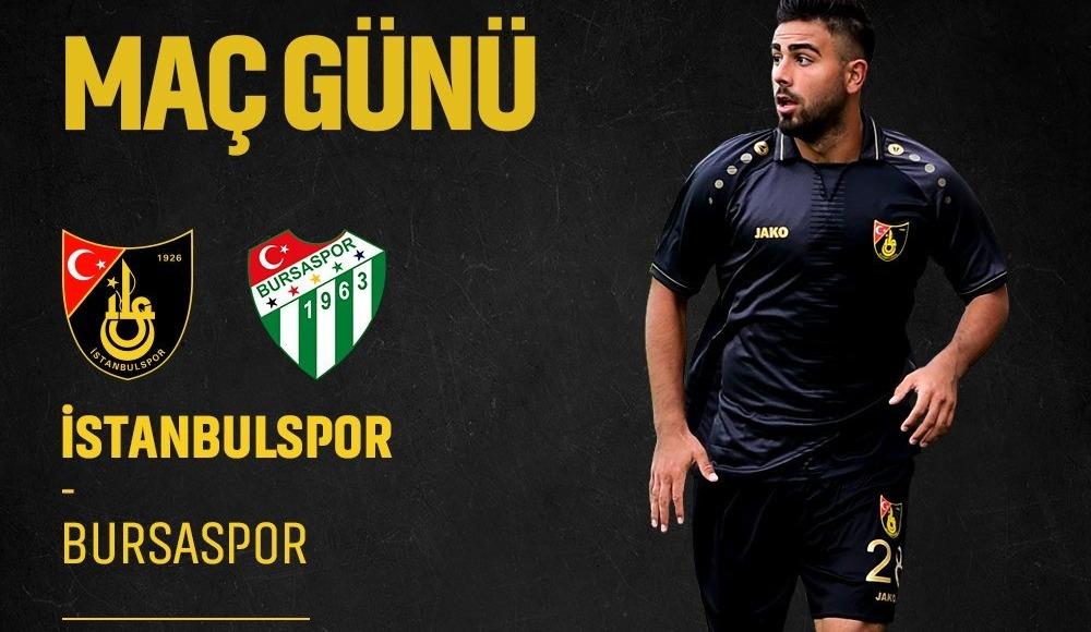 İstanbulspor - Bursaspor (Canlı Skor)
