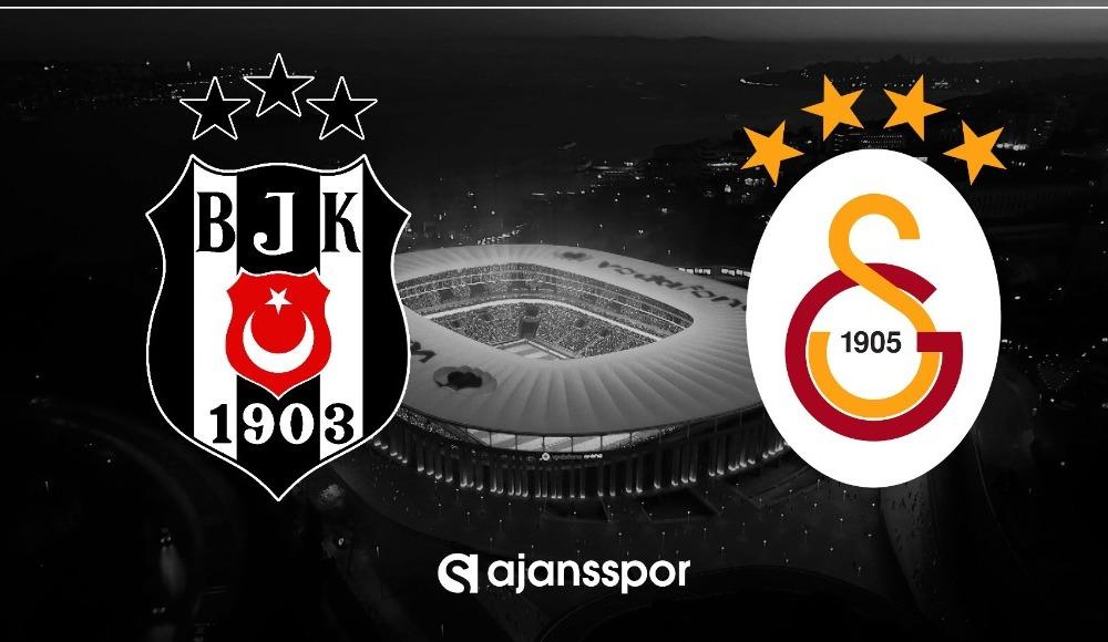 Beşiktaş - Galatasaray (Ne zaman saat kaçta hangi kanalda?)