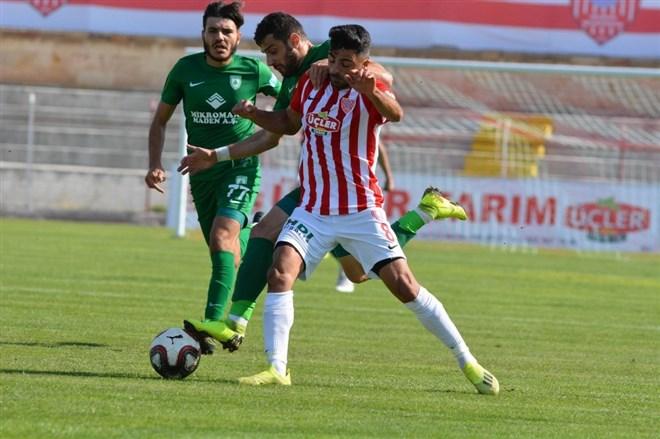 Nevşehir Belediyespor, sahasında, Muğlaspor'u 3-0 mağlup etti
