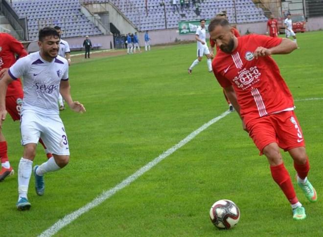 Yeni Orduspor sahasında Serik Belediyespor'a 3-1 mağlup oldu