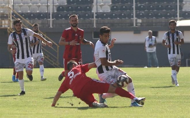 Manisaspor, sahasında 24 Erzincanspor'a 2-1 yenildi