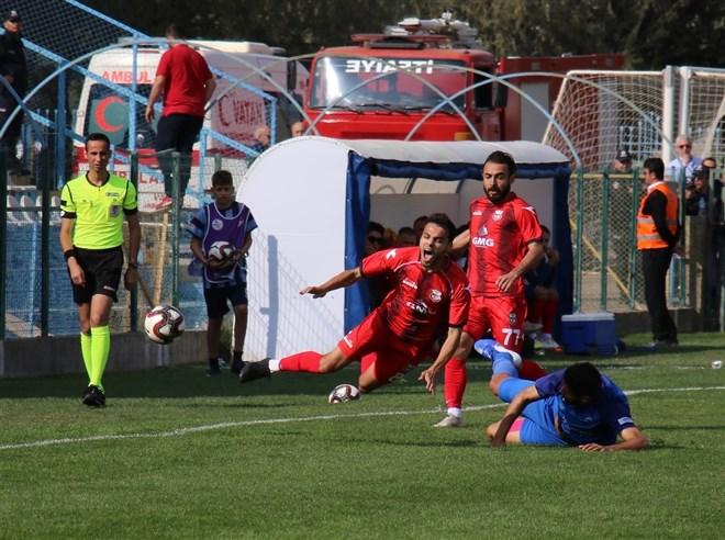 Ankara Demirspor sahasında GMG Kastamonuspor'u 3-1 mağlup etti