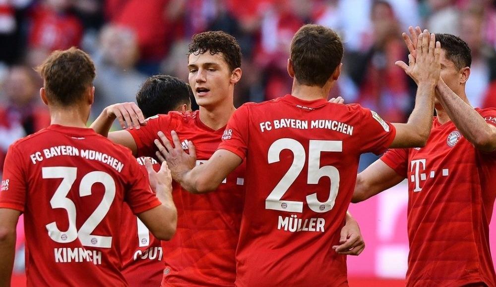 Bayern Münih evinde 2 golle kazandı