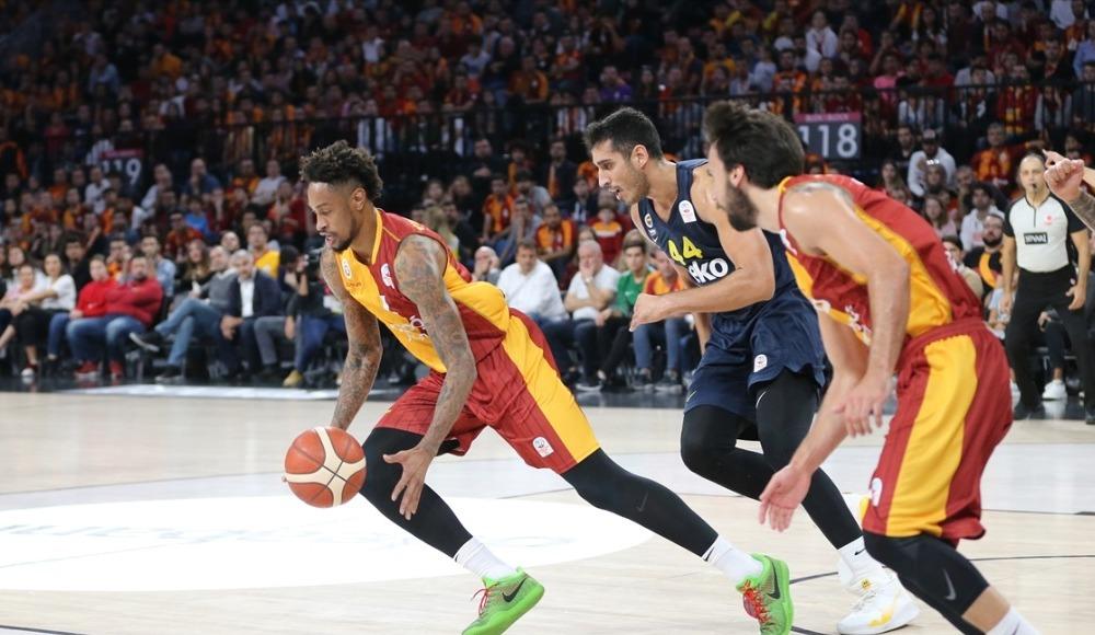 Galatasaray Doğa Sigorta pota derbisinde farkla kazandı!