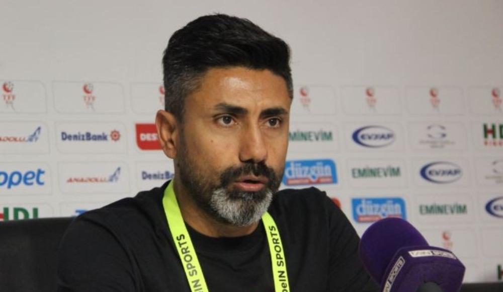 """Bayram Toysal: """"Maç maç bakıyoruz, bu da takıma olumlu yansıyor"""""""