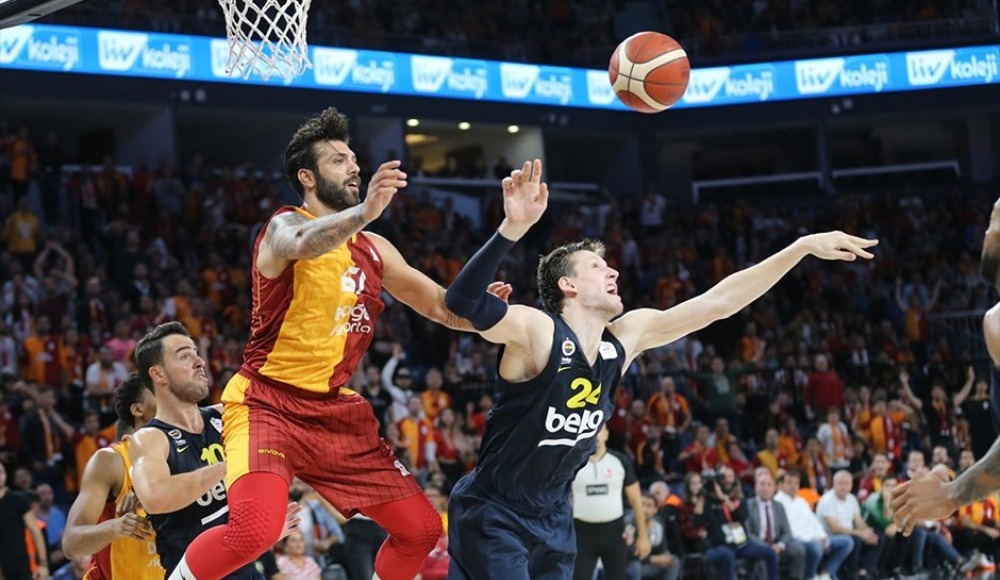 Derbide gülen taraf Galatasaray Doğa Sigorta
