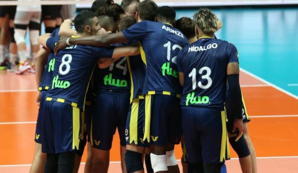 Fenerbahçe, Halkbank'ı 3-1 geçti