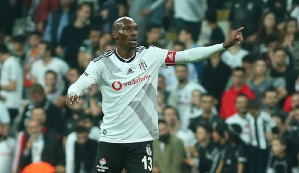 Beşiktaş'ın yıkılmayan kalesi Atiba Hutchinson!