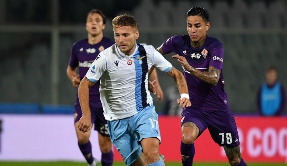 Lazio son dakika golüyle kazandı