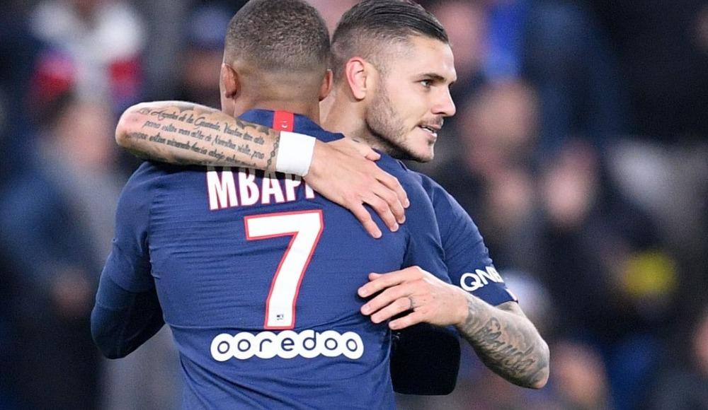 Paris Saint-Germain, Marsilya karşısında şov yaptı! 4-0
