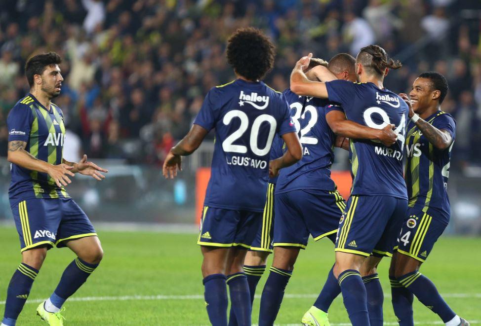 Fenerbahçe, Türkiye Kupası'nda sahne alıyor