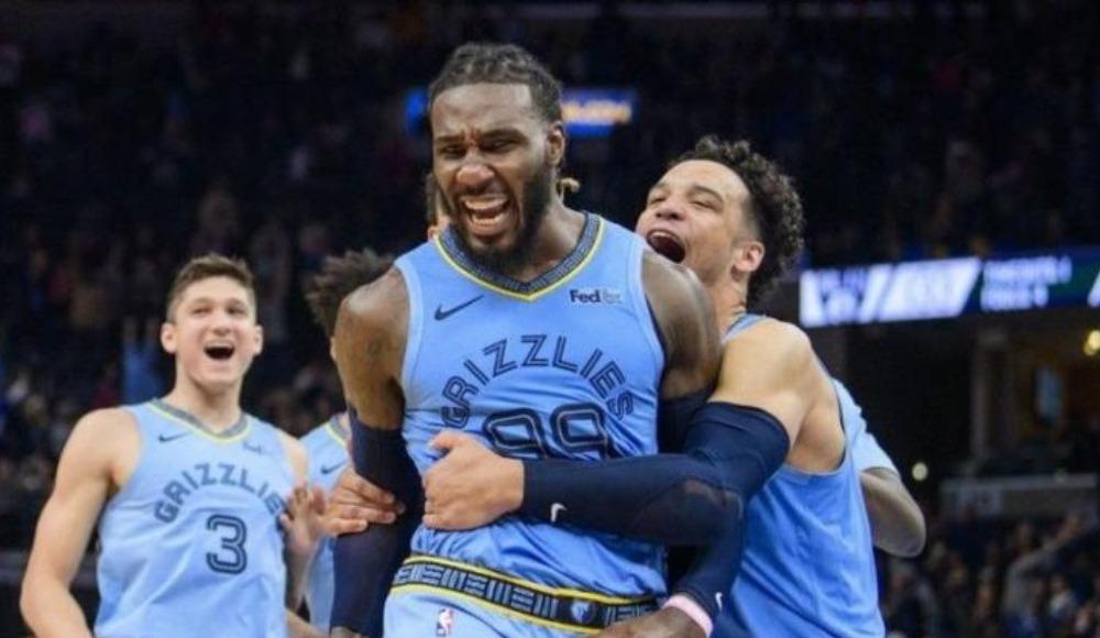 NBA'de Grizzlies son nefeste kazandı!
