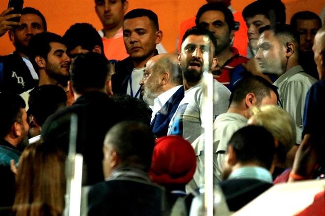 Murat Sancak'tan taraftarlara mesaj