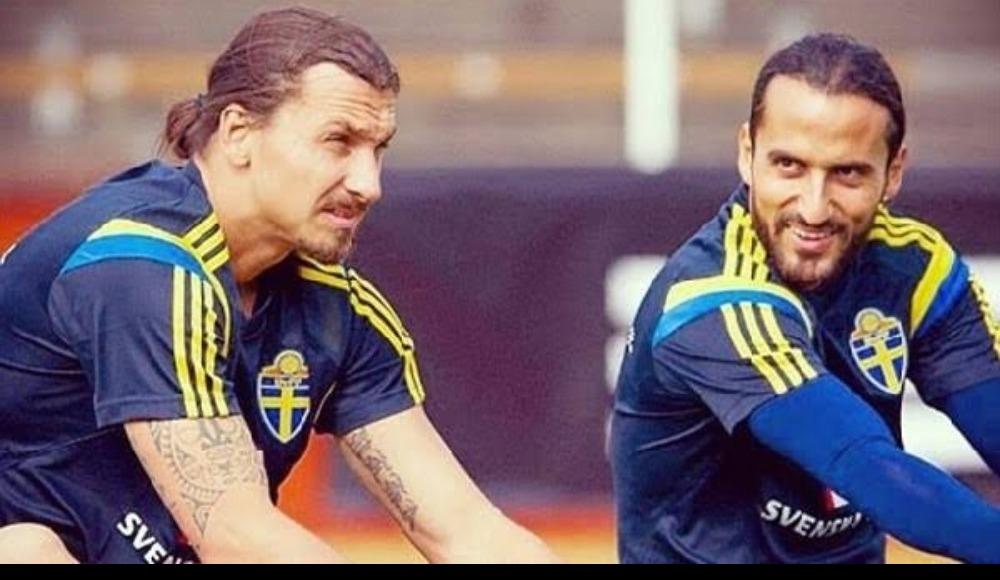 Erkan Zengin, Zlatan Ibrahimovic'i anlattı!