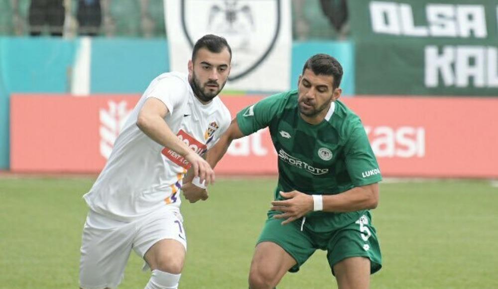 Eyüpspor kupada Konyaspor'u geçti!