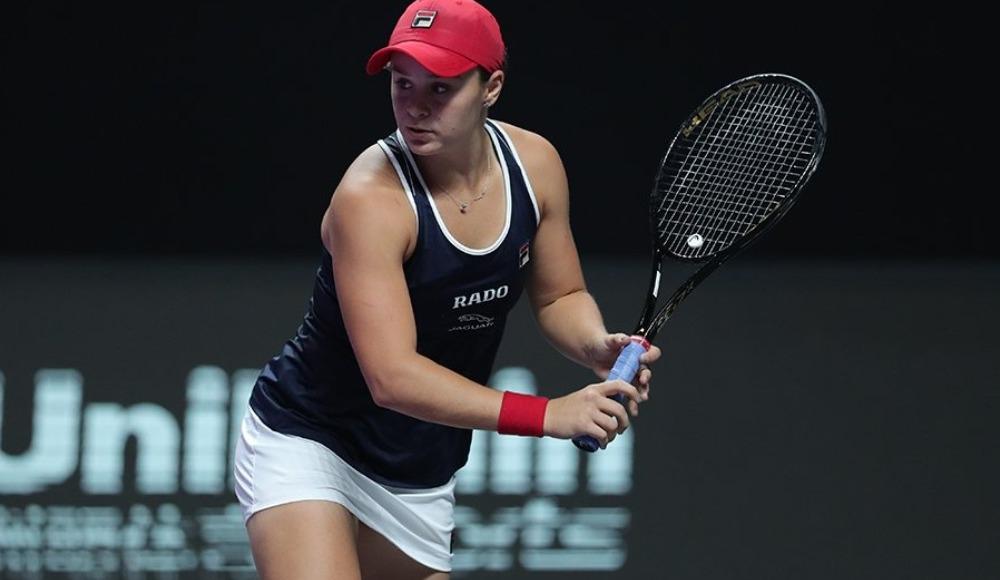 Belinda Bencic, Petra Kvitova'yı 2-1 yendi