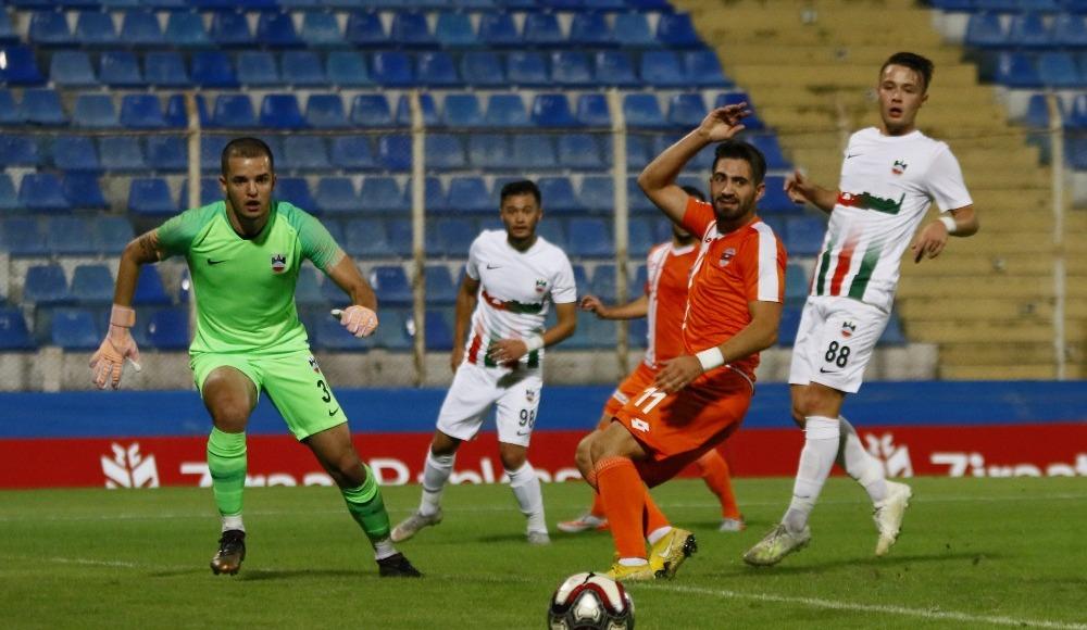 Kupada Adanaspor, Diyarbekir Spor'u 3-0 mağlup etti