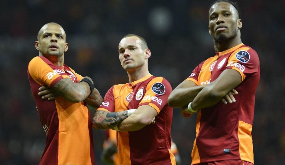 """Felipe Melo: """"Galatasaray'a geri döneceğime inanıyorum"""""""