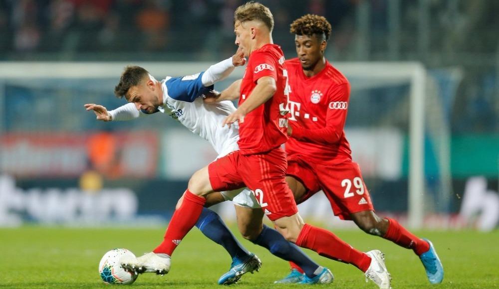 Bayern Münih, Bochum deplasmanında kazandı!