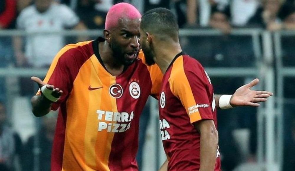 Galatasaray'da Babel çatlağı!