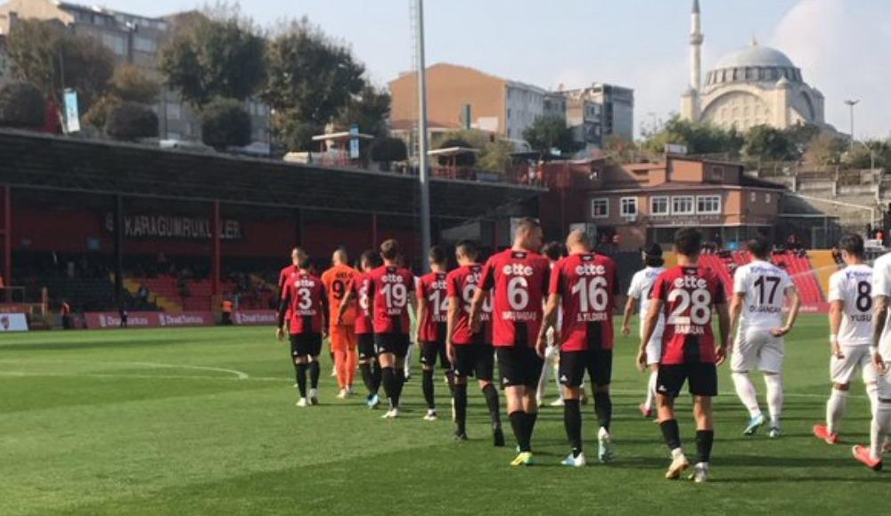 Fatih Karagümrük, Bandırmaspor'u 4-1 yendi ve tur atladı