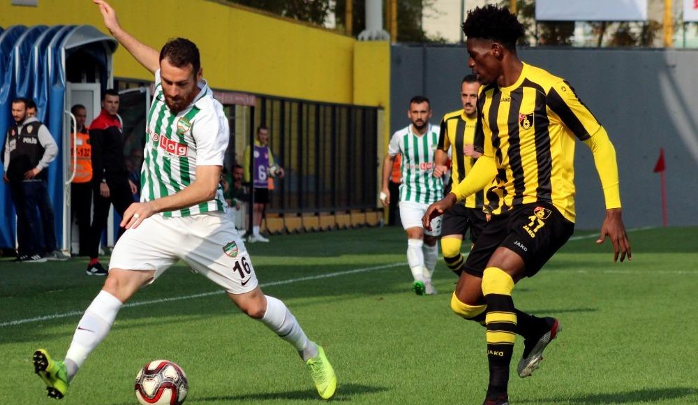 İstanbulspor, Ziraat Türkiye Kupası'nda bir üst tura yükseldi