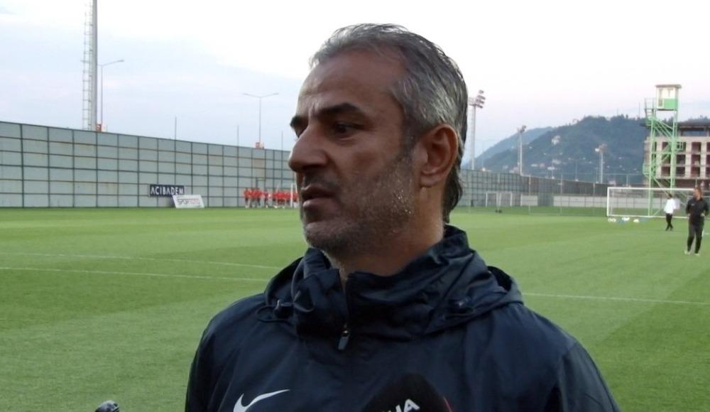 Çaykur Rizespor'da teknik direktör Kartal görevinin başında