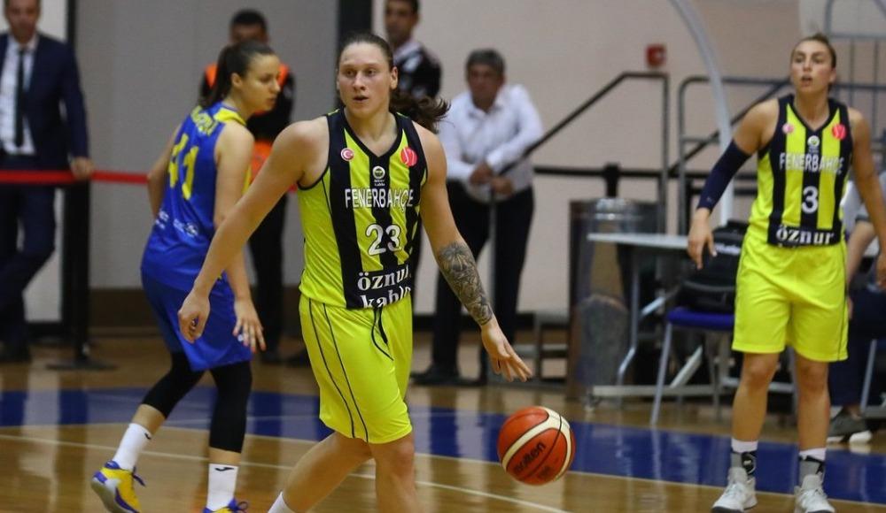 Fenerbahçe, Arka Gdynia ekibini 68-48 yendi