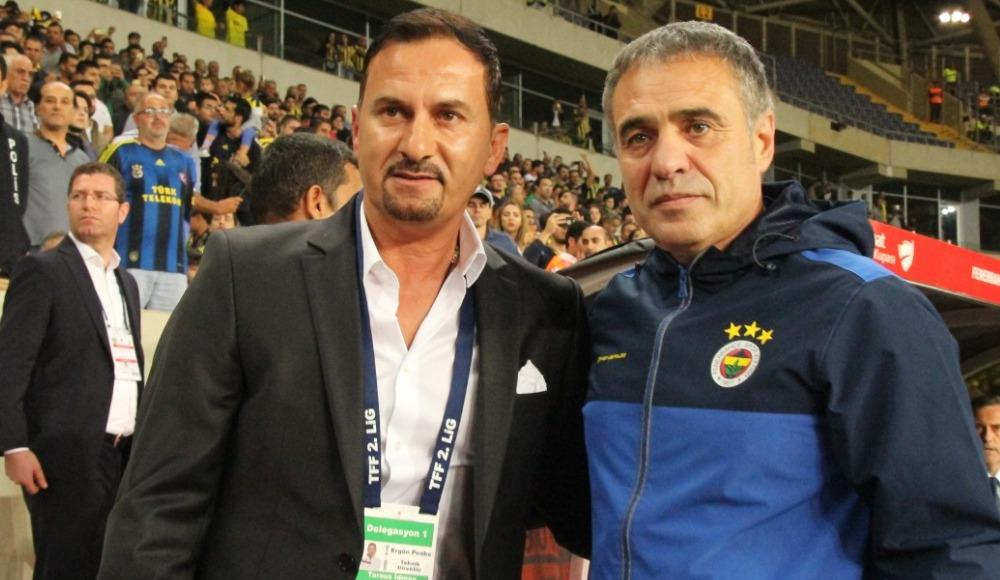 """Ergün Penbe: """"Fenerbahçe gibi bir takımı elemek isterdik ama..."""""""