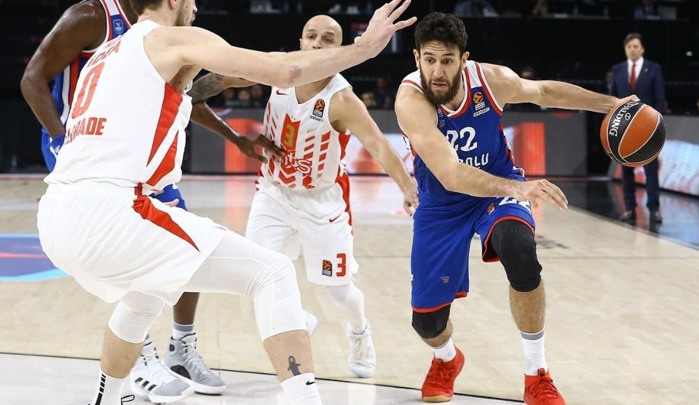 THY Euroleague'de beşinci haftanın MVP'si Vasilije Micic