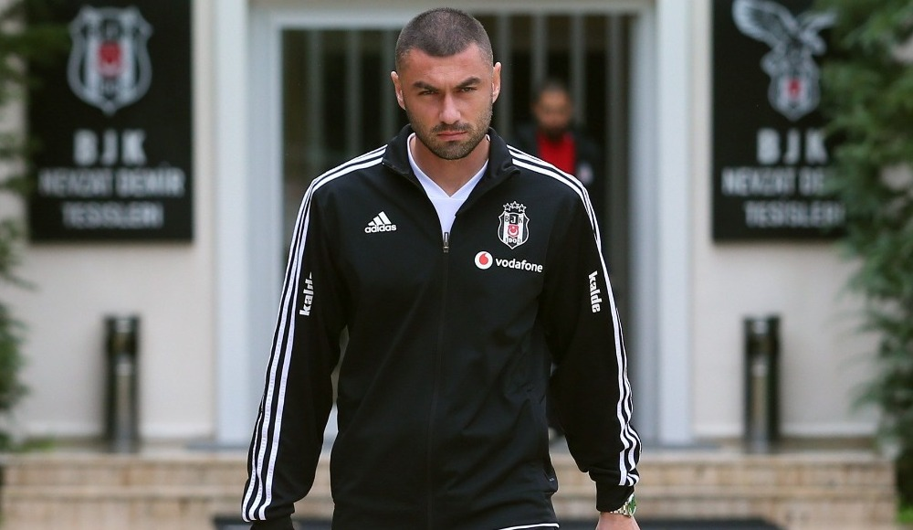 Burak Yılmaz (Beşiktaş)