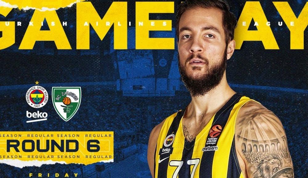 Fenerbahçe Beko - BC Zalgiris Kaunas (Canlı Skor)