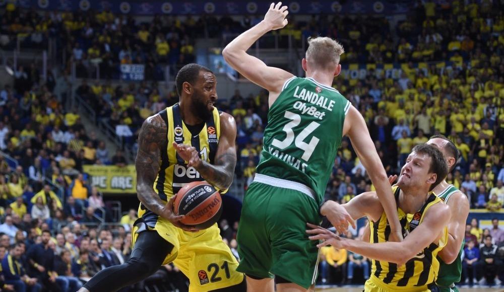 Fenerbahçe, Zalgiris'e mağlup oldu