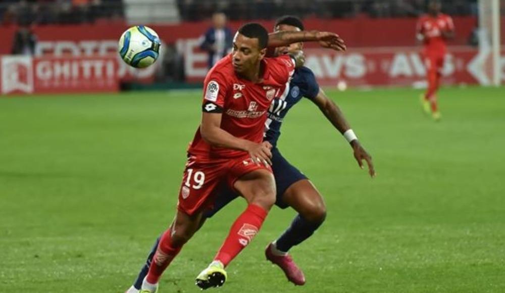PSG'ye Dijon şoku: 2-1!