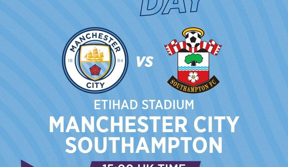 Manchester City - Southampton (Canlı Skor)