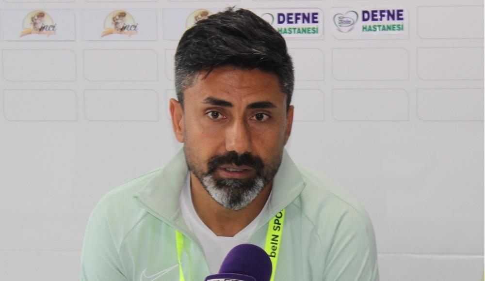 """Bayram Toysal: """"Bizim için önemli olan bu maçta..."""""""