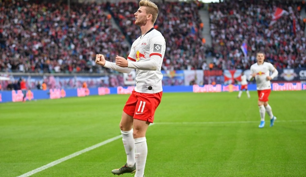Leipzig, Mainz'ı gole boğdu! 8-0
