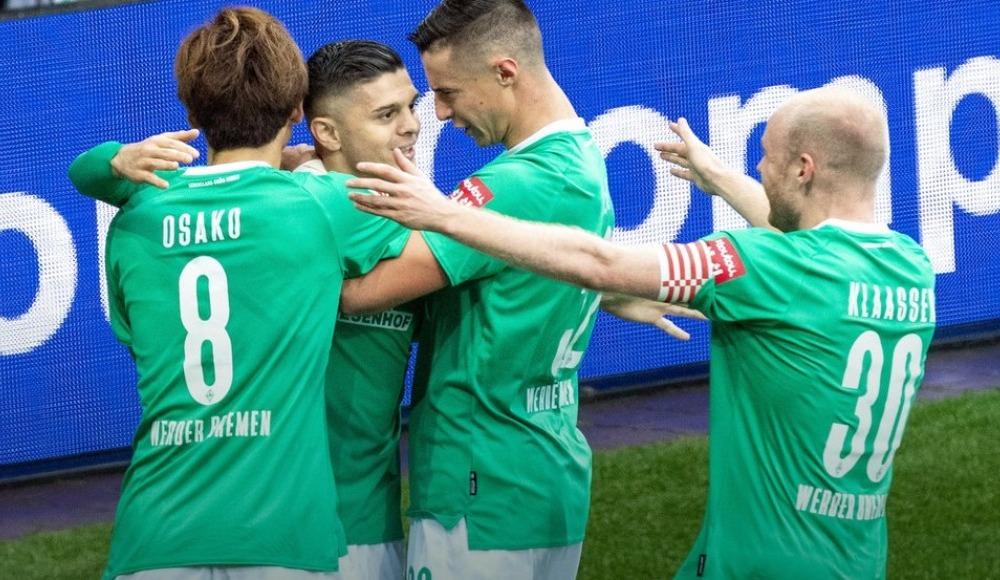 Werder Bremen, son dakikada yıkıldı