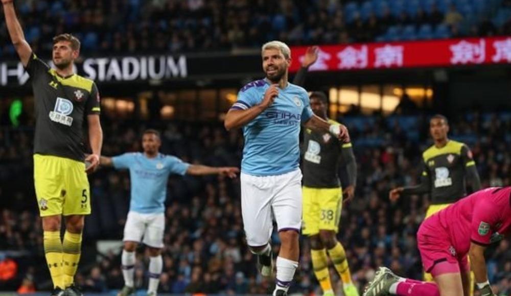 Manchester City geriden geldi: 2-1!