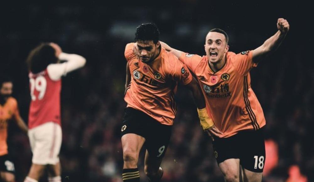 Arsenal, Wolverhampton'ı yenemedi