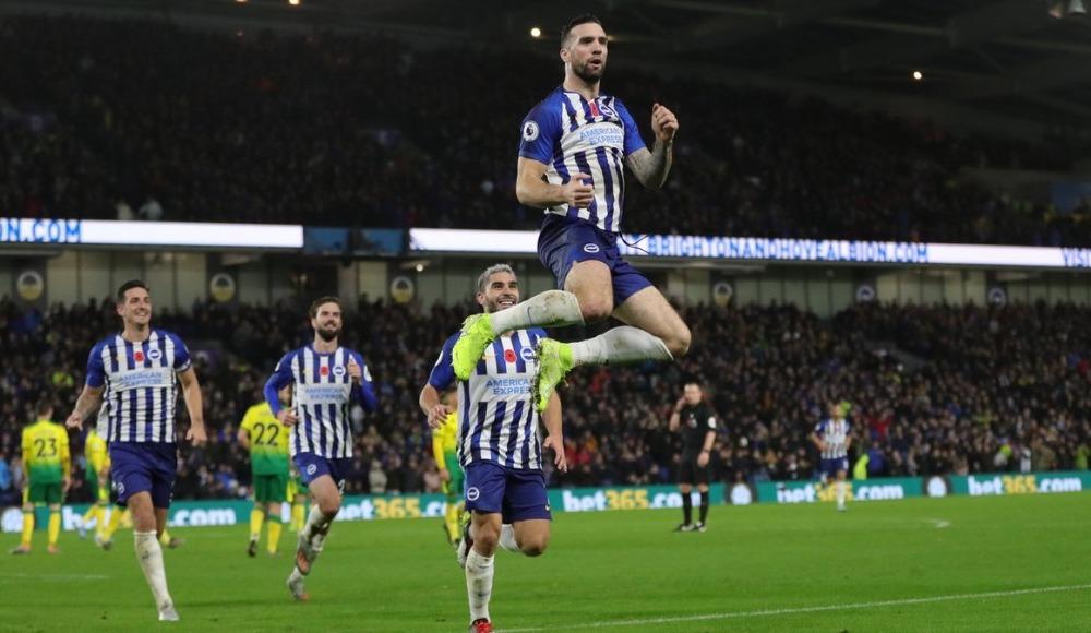 Brighton evinde kazandı: 2-0!