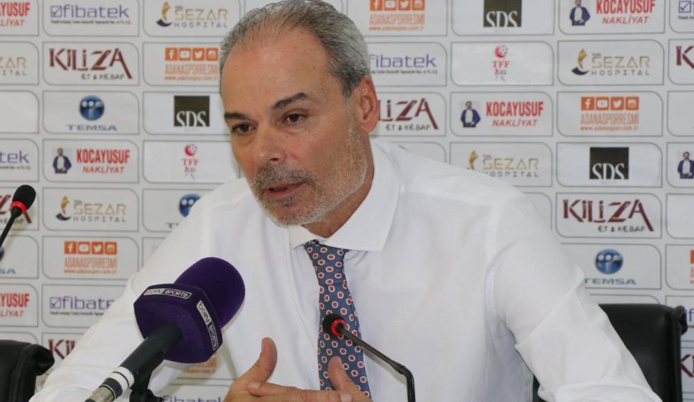 """Engin İpekoğlu: """"Üzerimizde kısmetsizlik var"""""""