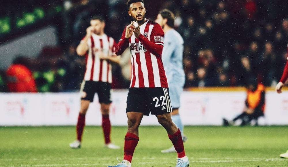 Sheffield United, sahasında Burnley'i 3-0 mağlup etti