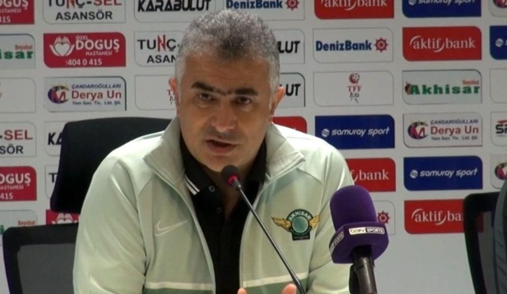 """Mehmet Altıparmak: """"Bugün buradan galibiyetle ayrılamadık"""""""