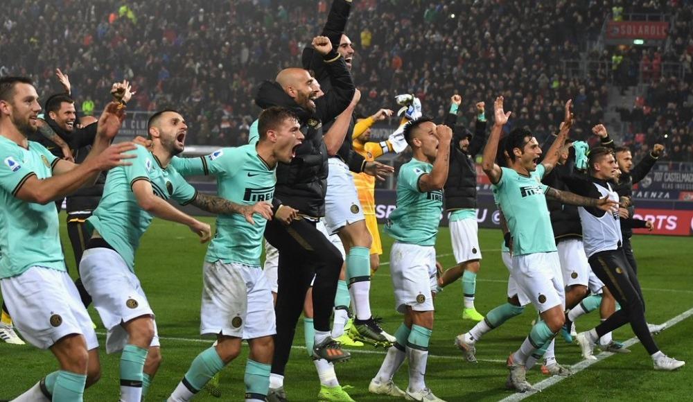 Lukaku atıyor Inter kazanıyor! 1-2